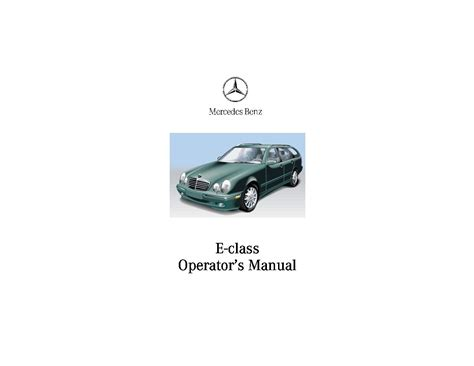 on board diagnostic system 2004 mercedes benz e class regenerative braking service manual old car owners manuals 2004 mercedes benz e class on board diagnostic system