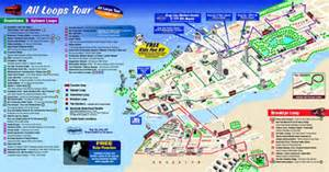 New York Gray Line Tour Map by Nyc All Loops Tour 72 Hours Double Decker Bus New York