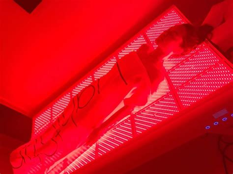 led light therapy bed best 25 light therapy ideas on light
