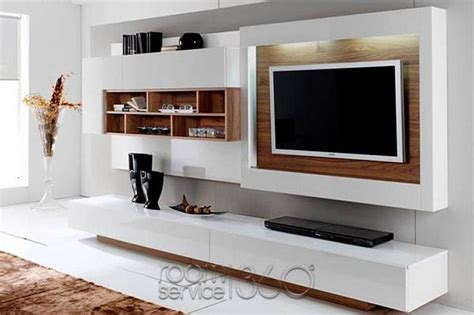 gallery 05 entertainment center in white lacquer and