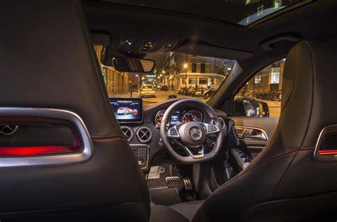 Mercedes Interior by Mercedes A Class Review 2017 Autocar