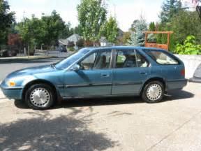 1991 honda accord ex wagon 5 door 2 2l for sale photos