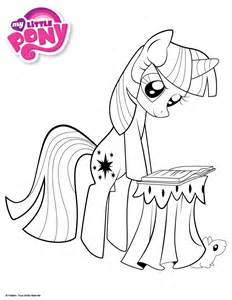 9 dessins coloriage pony twilight 224 imprimer