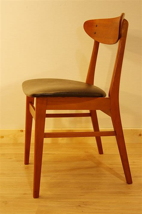 teak chairs for sale teak dining chair from farstrup 1960s for sale at