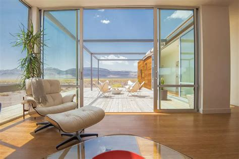 airbnb vegas audi and airbnb offer up a crazy house in death valley