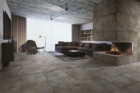 pavimento gres porcellanato effetto pietra teknostone tobacco gres porcellanato effetto pietra