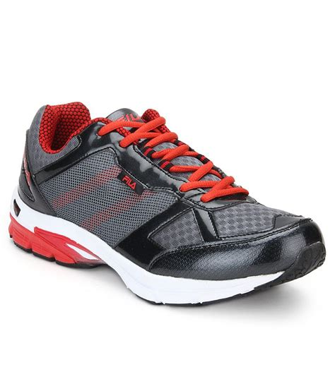 fila sports shoes fila fusion lite gray sport shoes price in india buy fila