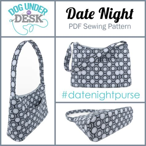 pattern of writing date introducing date night dog under my desk