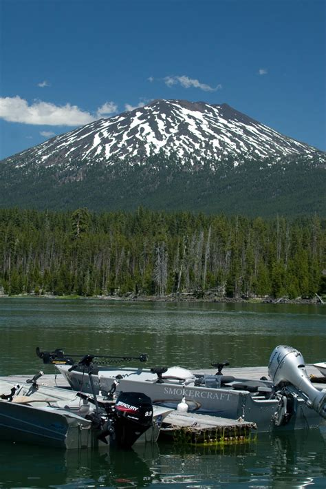 wahkeena exposures life is a cascade lakes highway - Lava Lake Resort Boat Rental