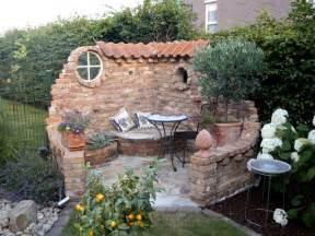 sitzecke garten sitzecke garten steinmauer nowaday garden