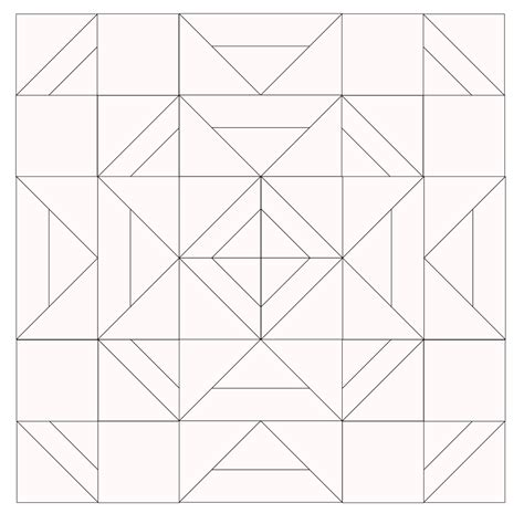 quilt template imaginesque quilt block 33 pattern and templates
