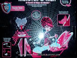 Monster High Draculaura Powder Room Draculaura Powder Room Monster High Photo 30639430