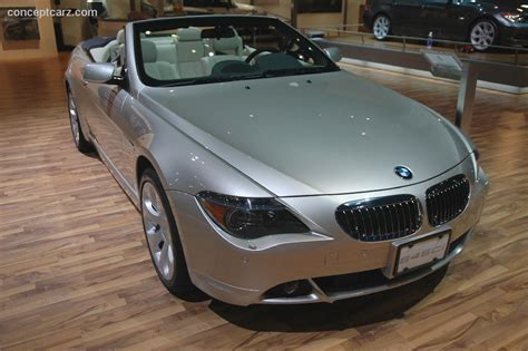 auction results and data for 2005 bmw 645ci conceptcarz