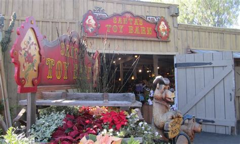 knott s berry farm christmas craft fair free admission
