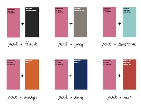 Colours That Go Well With Light Pink | crafty texas girls the quot new color quot for 2011