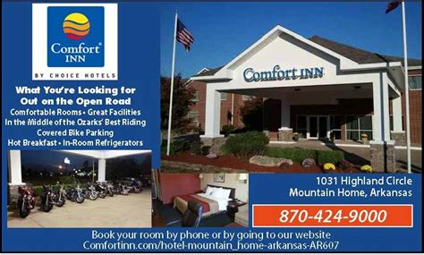 comfort inn ozark mo cruise the ozarks motorcyclist s guide to riding in the