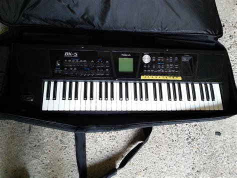 Keyboard Roland Bk 5 Bekas roland bk 5 image 794091 audiofanzine
