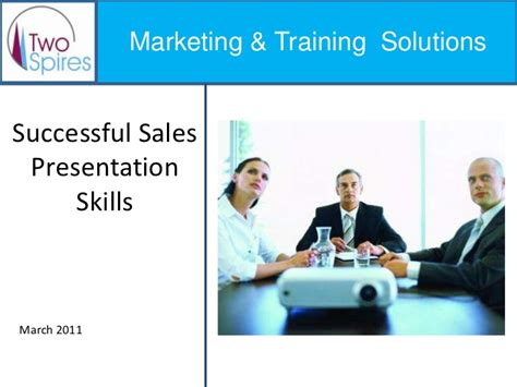 Courses On Marketing 1 by Simple Presentation Selling Skills