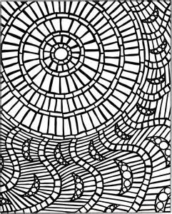 mosaic coloring books welcome to dover publications