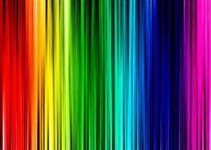what colors are in the rainbow colors of the rainbow tag