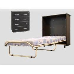 lit pliant facon commode table de lit a roulettes