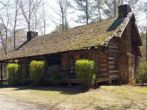 Tannehill Cabins by Take A Day Trip To Tannehill