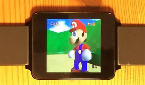 nintendo 64 emulator android mad genius coaxes android wear into running nintendo 64 and playstation portable emulators