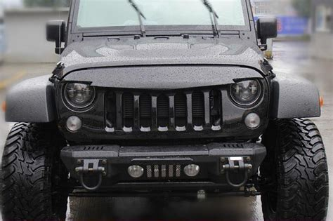 Grill For Jeep Wrangler Jeep Wrangler Jk 2007 To Present Grille Modifications And