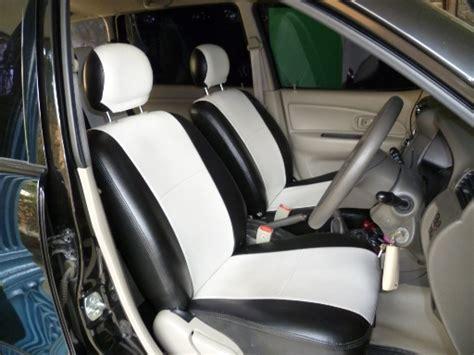 Sarung Mobil Avanza Xenia Terios Motif 1 sarung jok mobil semua jenis kendaraan jaya mandiri