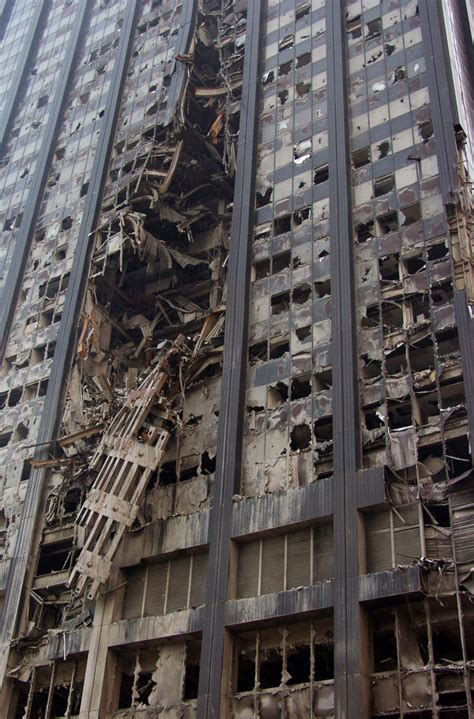 section 11 damages why indeed did the wtc buildings disintegrate