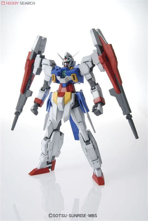 Mg Age 2 Gundam Bullet gundam age 2 bullet mg gundam model kits item picture1