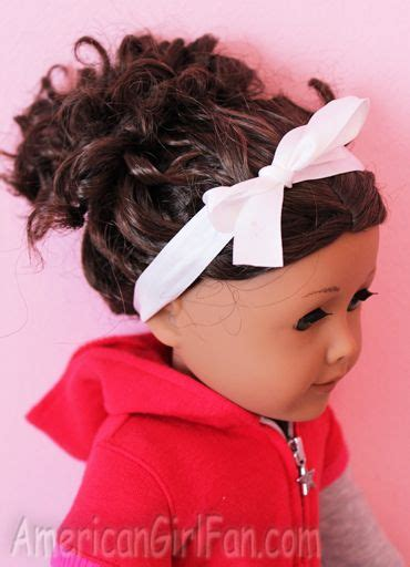 hairstyles for american girl doll videos 158 best images about american girl doll hairstyles on