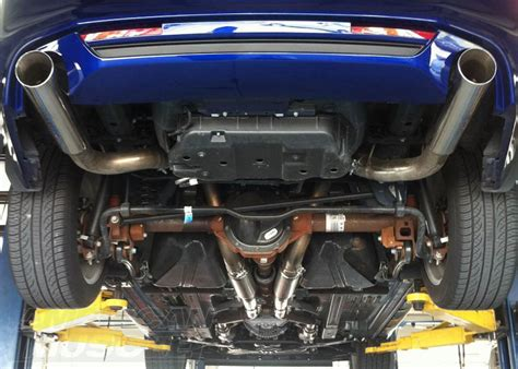 2000 ford mustang exhaust understanding mustang exhaust systems americanmuscle