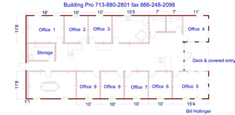 commercial office floor plans floor plans for commercial modular office buildings