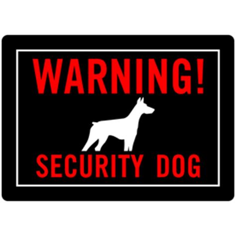 shop the hillman 10 in x 14 in warning security sign