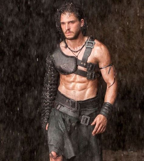 kit actor game of thrones game of thrones kit harington reveals gym regime for