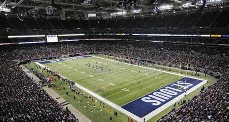 st louis rams facts a fact check of st louis rams relocation application
