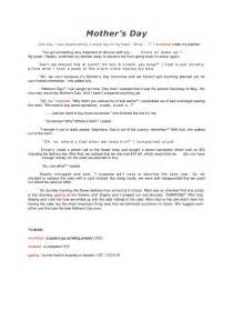 Essay About Mothers mothers day essay