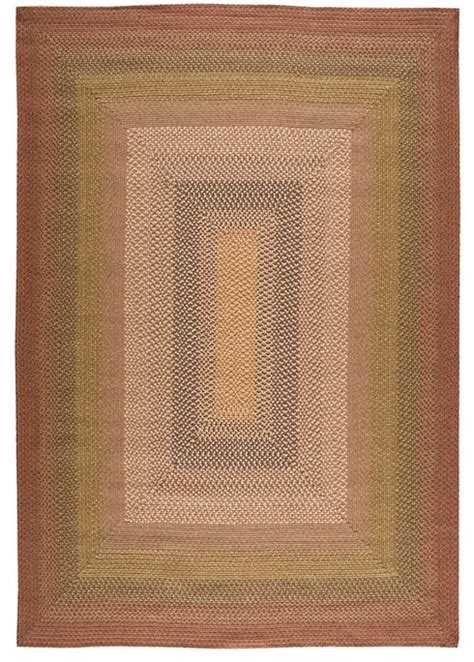 farmhouse style rugs nourison craftwork braided sunset 5 x 7 oval rug by ruglots farmhouse rugs by rug lots