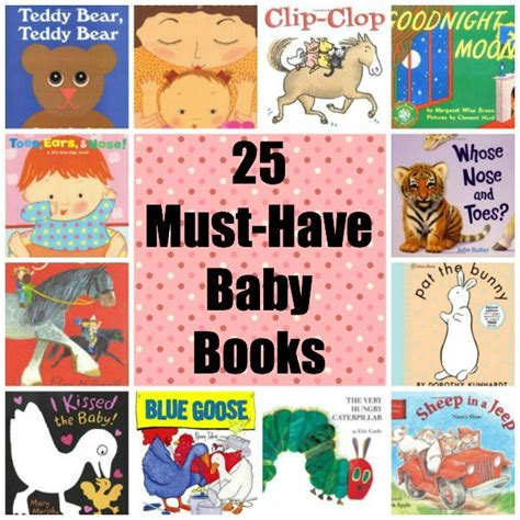 infant picture books 25 must books for babies