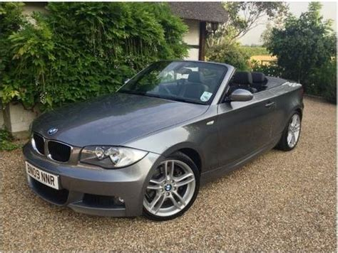Bmw 1 Series M For Sale Bmw 1 Series 123d M Sport Convertible For Sale 2009 On
