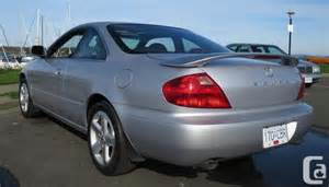 2001 acura cl type quot s quot for sale in telegraph cove