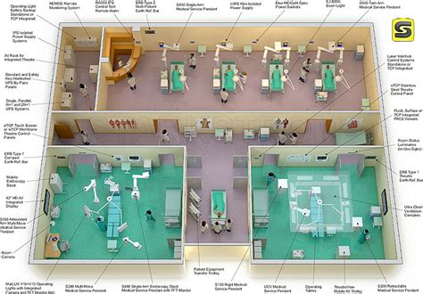 operating room floor plan layout operating room floor plan layout