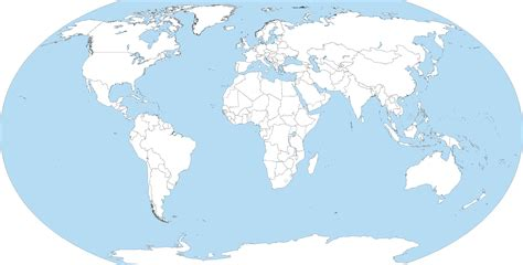 map of big world maps