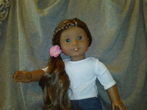 Doll Hairstyles For American by Pretty American Doll Hairstyles Www Pixshark