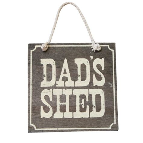 Shed Sign by S Shed Wooden Sign From Mollie Fred Uk