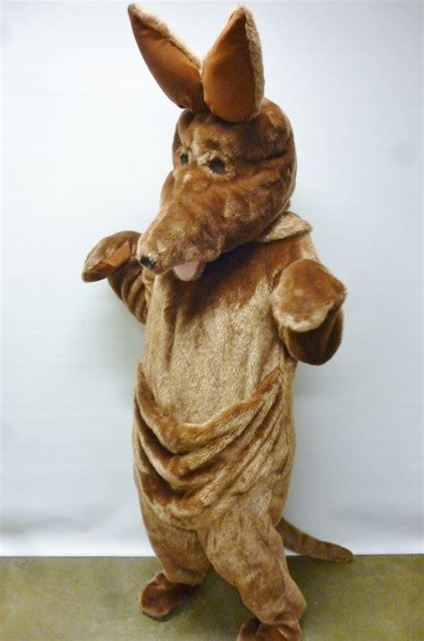 kangaroo mascot costume creative costumes