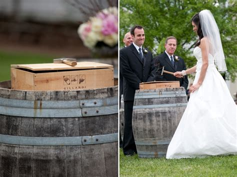 Wedding Ceremony Wine Box by Wine Box Ceremonies Are The New Wedding Trend You Need To