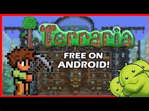 terraria free android terraria free android