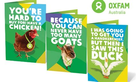 Oxfam Gift Cards - oxfam goat gift card gift ftempo